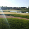 A morning day view of hole #1 at Praire from The Ivanhoe Club.