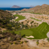 Looking back from the 3rd green at TPC Danzante Bay