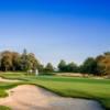 A sunny day view from Loop A at Simon's Golf Club (Caspar Bay Grauballe).