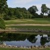 A view of hole #7 at Forrest Little Golf Club.