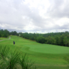 View of the 7th hole at Blackstone Golf Course
