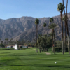 A view from tee #18 at La Quinta Country Club.