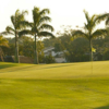 A view of a green at the Club at Emerald Hills.