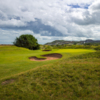 View of the 2nd green at Arklow Golf Club