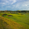 View of the 11th green at Arklow Golf Club