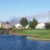 A view of hole #5 at Diablo from Brentwood Golf Club.