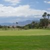 A sunny day view from Canyon Gate Country Club.