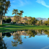 A view of a fairway at Desert Horizons Country Club.