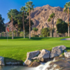 A view of a hole at Indian Wells Country Club.