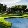 A view of green #17 at Rancho Bernardo Inn.
