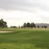 A view of a green at Sunrise Vista Golf Course.