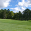 A view of hole #3 from La Belle at Gray Rocks Golf.