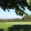 A view of the 16th green at Kikuoka Country Club Chant Val.