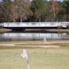 Beautiful bridge that you cross after teeing off on #1