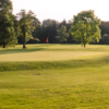 A view of a hole at Colville Park Golf Club.