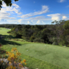 A view of tee #1 at Elanora Country Club.