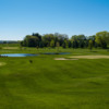 View of the 15th hole at Bass Creek Golf Club