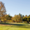 A fall day view from Mudgee Golf Club.