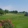 A view from Crieff Golf Club.