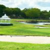 A view of a hole at Miccosukee Golf & County Club.