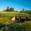 A view over a bridge at Baltimore Country Club.