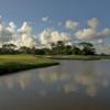 A view of a green at Frenchman's Creek Beach & Country Club.