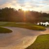 A sunny day view from Woodside Plantation Country Club.