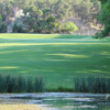 View of a green at Raton Country Club