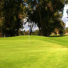 A view of a hole from The Jack Clark South Course at Corica Park.