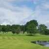 View of the finishing hole at Carus Green Golf Club