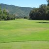 A view of the 15th hole at Ojai Valley Inn & Spa