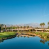 A view of the 18th hole at Tamarisk Country Club.