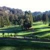 A view of a fairway at Tilden Park Golf Course.