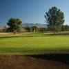 A view of a hole at El Rio Golf Course.