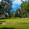 A sunny day view from Alhambra Golf Course.