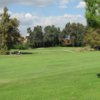A view of hole #8 at Diamond Bar Golf Course.