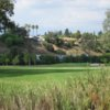 A view of the 11th hole at Diamond Bar Golf Course.