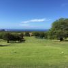 A view from a tee at Makaha Valley Country Club.