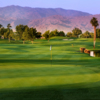 A view of a hole at Palm Desert Country Club.