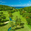 A view from Sandals St. Lucia Golf & Country Club at Cap Estate