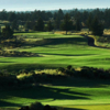 A sunny day view from Juniper Golf Club.