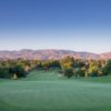A view of a hole at Hillcrest Country Club.