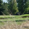 A sunny day view of a hole at Overlake Golf & Country Club