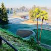A view of a hole at San Joaquin Country Club.