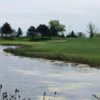 A view over the water from Deerfield Golf Course.