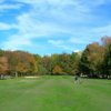 A fall day view from Leisure World Golf Club.