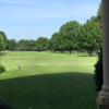 A view of a tee at Clarksdale Country Club.