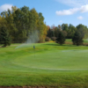 View of the 16th green at Pinewood Country Club