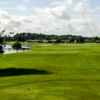 View from the 18th tees at Crane Lakes Golf & Country Club