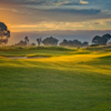 A view from Baylands Golf Links